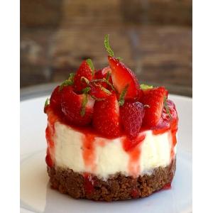 Strawberry Cheesecake E-Liquid