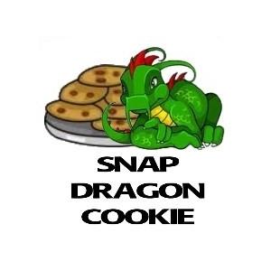 Snap Dragon Cookie E-Liquid