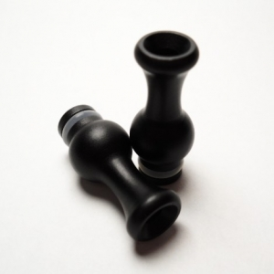 Anodized Dynasty Drip Tip, Black