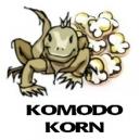 Komodo Korn E-Juice