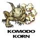 Komodo Korn E-Liquid