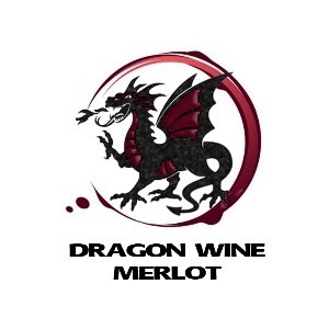 Merlot Dragon Wine E-Liquid