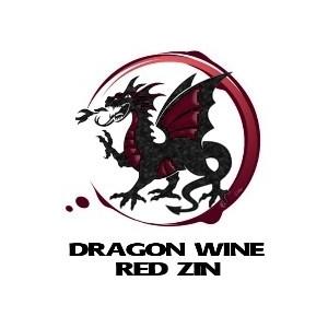 Red Zin - Dragon Wine E-Liquid