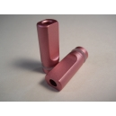 Pink Anodized Flat Drip Tip