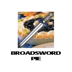 BroadSword Pie E-Liquid
