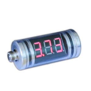 Inline Volt Meter