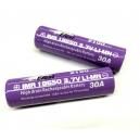 Efest IMR purple 18650 2100mAH 30A flat top battery